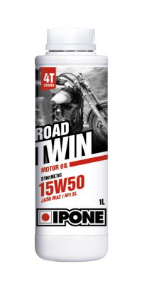 IPONE ROAD TWIN 15W50 1л
