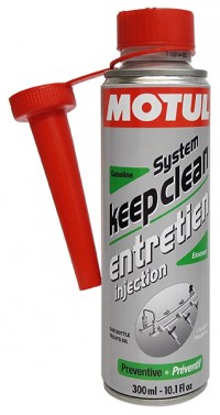 MOTUL System Keep Clean Gasoline 0,3л