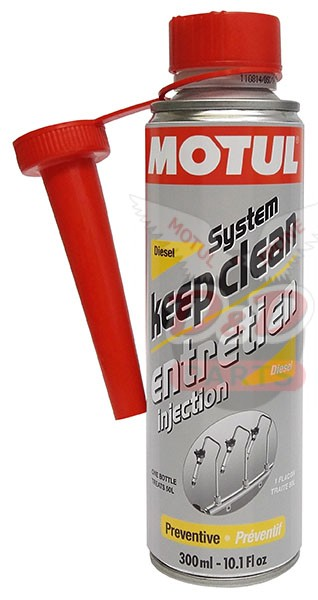 MOTUL System Keep Clean Diesel 0,3л