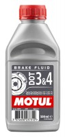 MOTUL DOT 3 & 4 Brake Fluid DOT 3&4 1л