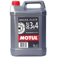 MOTUL DOT 3 & 4 Brake Fluid DOT 3&4 5л