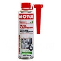 MOTUL Valve and Injector Clean 0,3л