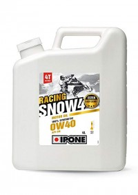 IPONE SNOW RACING 0W40 4л