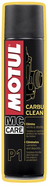 MOTUL P1 Carbu Clean 0,4л