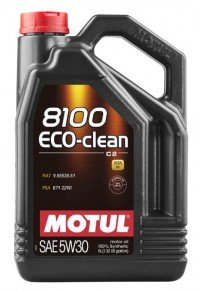 MOTUL 8100 ECO-clean 5W30 5л