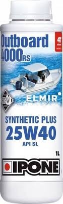OUTBOARD 4000 RS 25W40 1л
