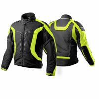 Shima Combat black-yellow