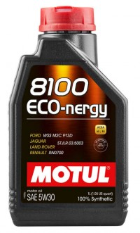 MOTUL 8100 ECO-nergy 5W30 1л