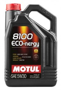 MOTUL 8100 ECO-nergy 5W30 5л