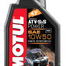 MOTUL ATV SXS POWER 4T 10W50 1л