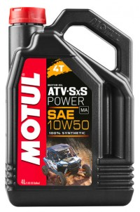 MOTUL ATV SXS POWER 4T 10W50 4л