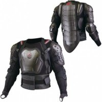 Komine SK-676 Full Armored Body Jacket