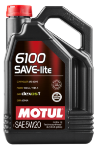 MOTUL 6100 SAVE-lite 5W20 4л