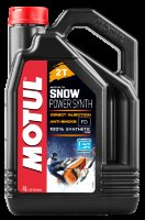 MOTUL SNOWPOWER SYNTH 2T 2T 4л