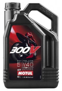 MOTUL 300V 4T FL ROAD RACING 5W40 4л